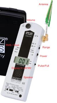 5G EMF Meter Parts