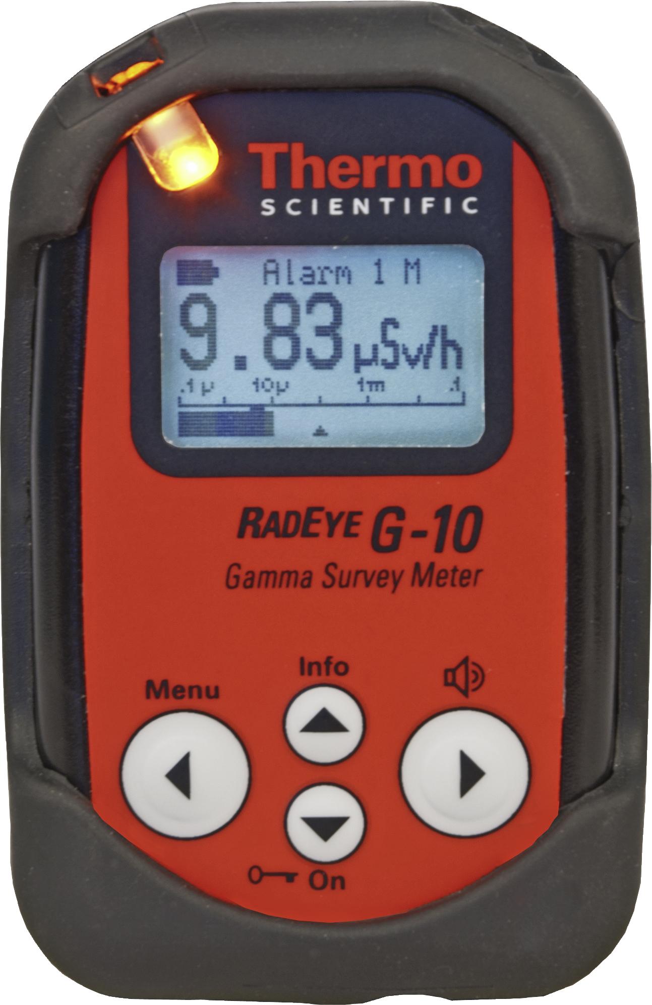 Thermo Scientific RadEye G10