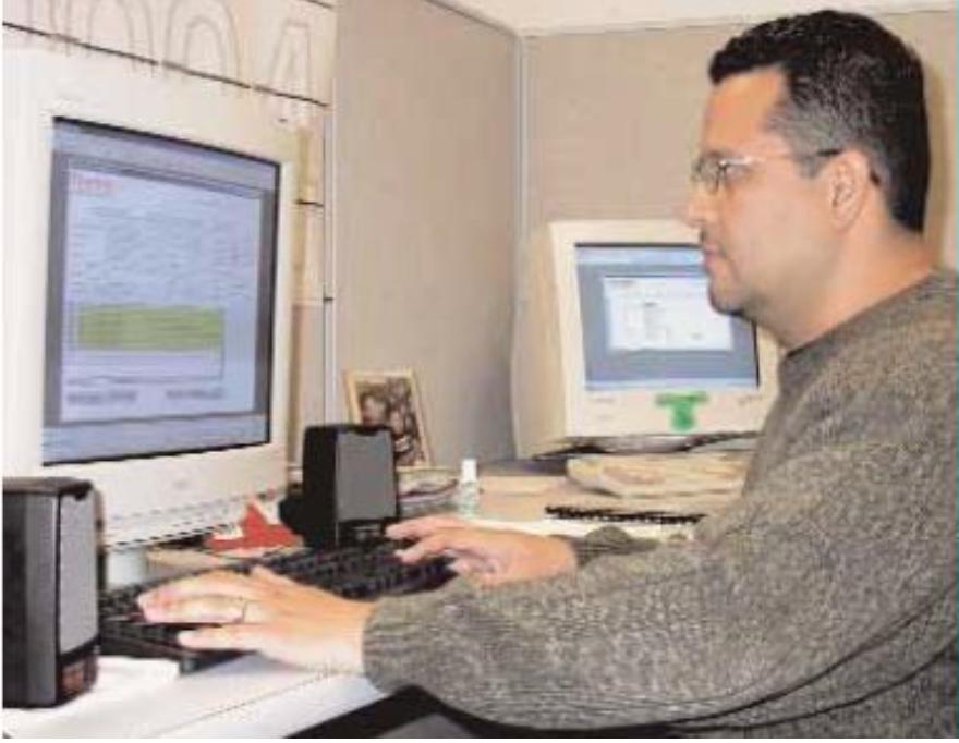 Remote monitoring of radiation portal monitor