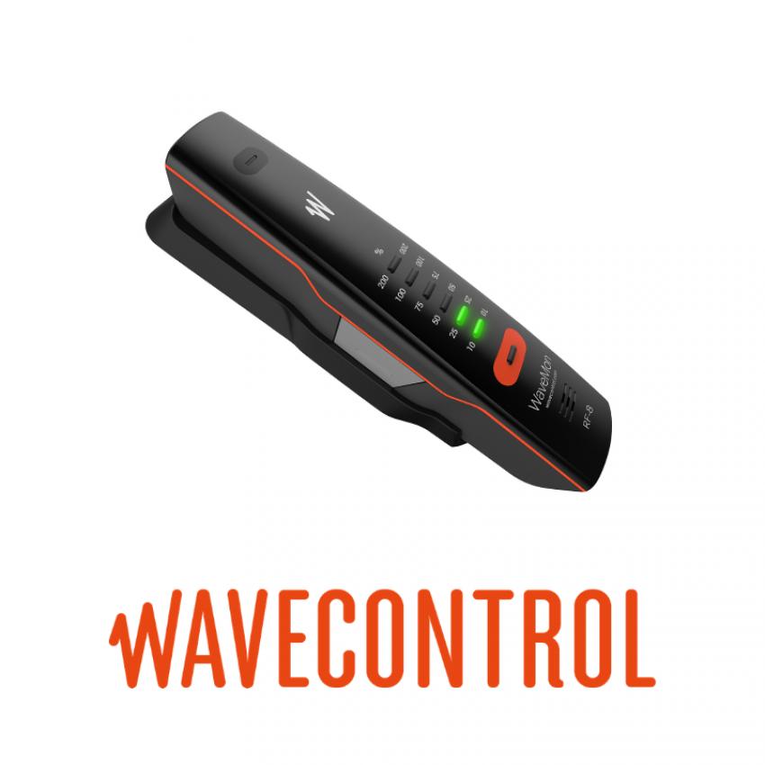 Wavecontrol WaveMon RF-8 Personal EMF Monitor