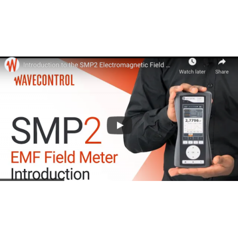 BASICS OF THE SMP2 AND THE FIELD PROBES FOR DIFFERENT EMF APPLICATIONS