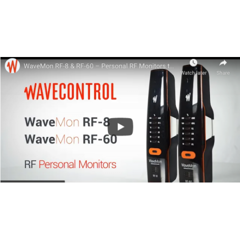 Video - Protect Your Workers From EMF Radiation
