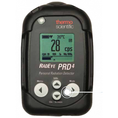 Thermo Scientific RadEye PRD4