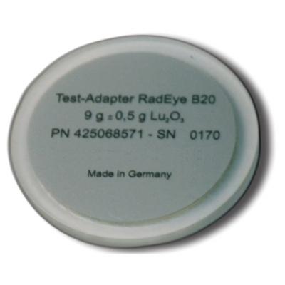 RadEye B20 Test Adapter 9G LU203