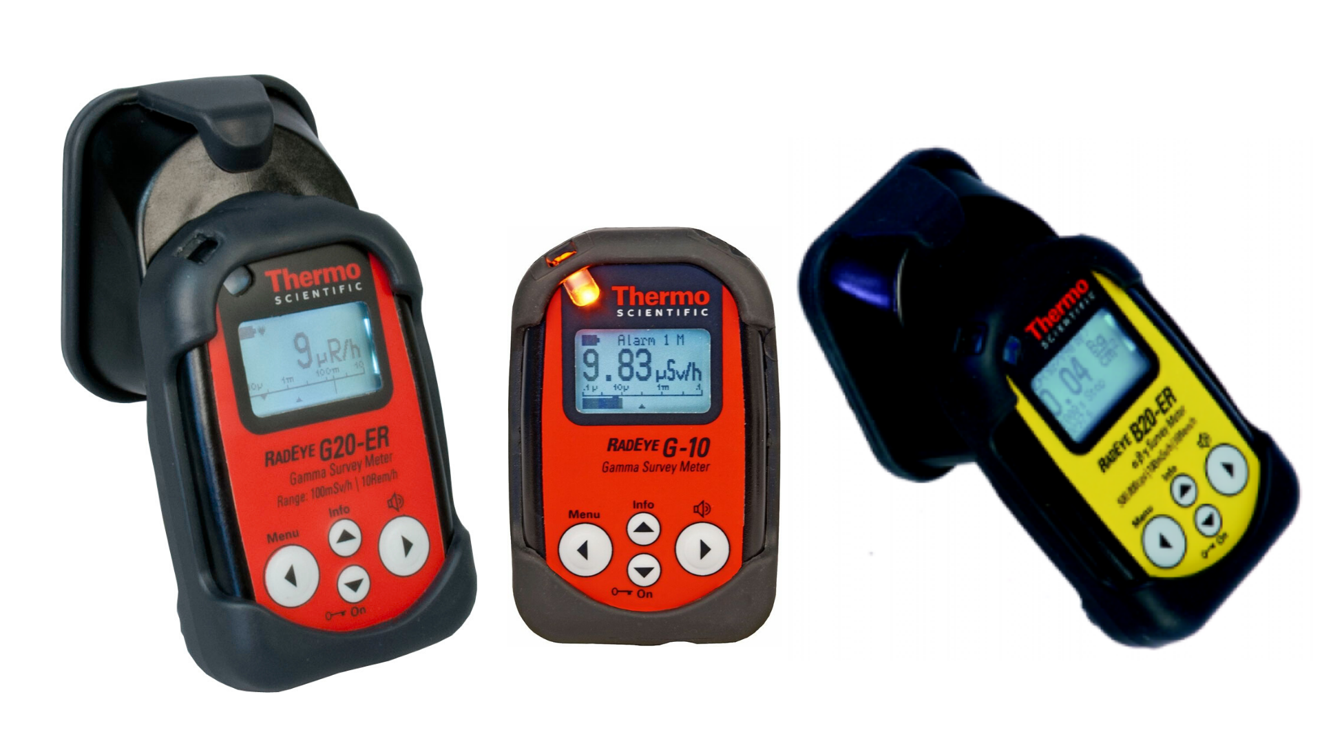 The Latest Geiger Counters